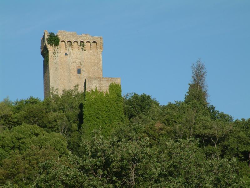 Il Cassero medievale di Monticchiello